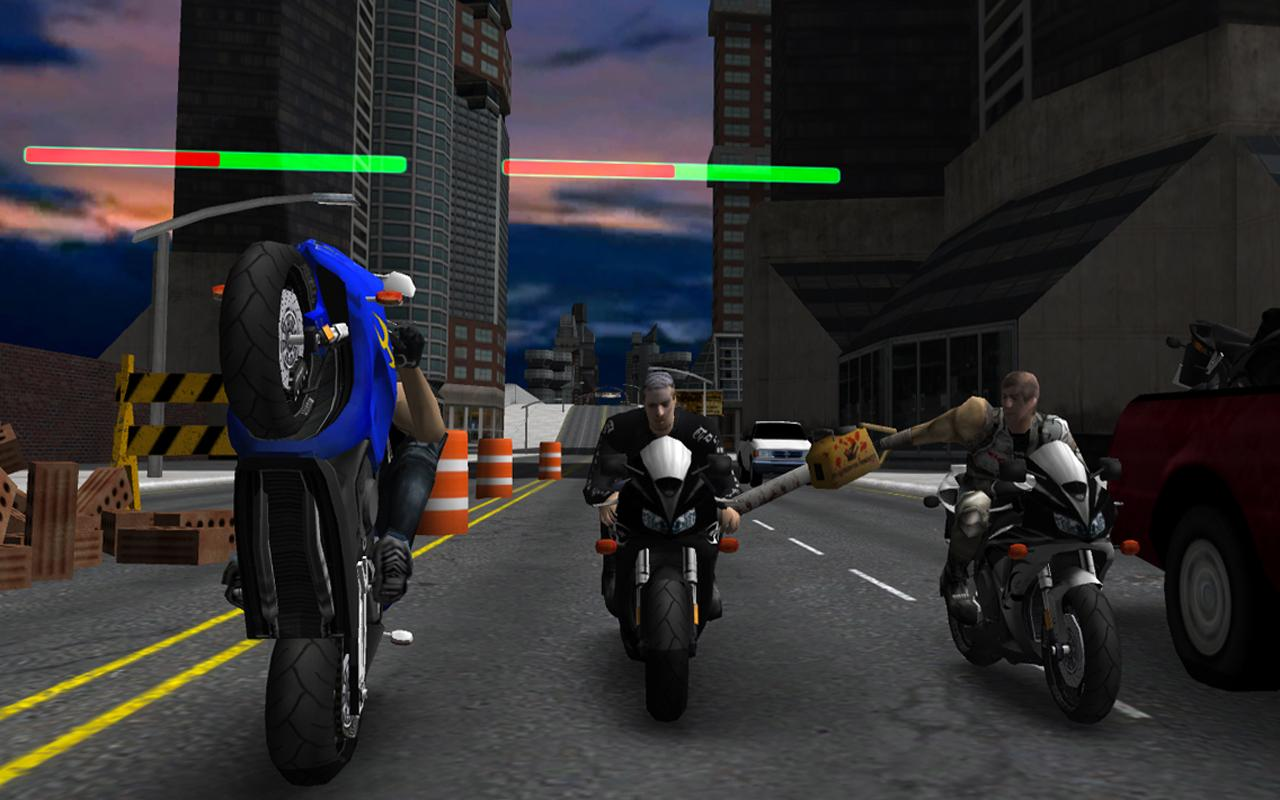 Bike Tricks Game Race Stunt Fight