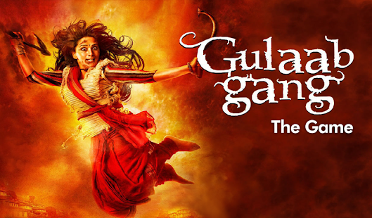 Gulaab Gang - The Game