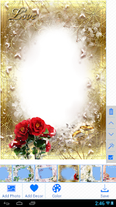 Love Photo Frames Pro screenshot 5