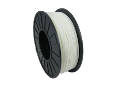 White PRO Series PLA Filament - 1.75mm