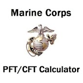 USMC PFT & CFT Calculator