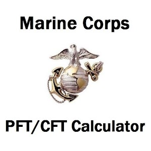 USMC PFT & CFT Calculator - Android Apps on Google Play