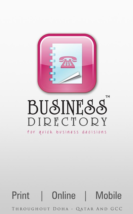 Qatar Business Directory- screenshot