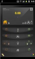 Screenshot of LIZ remote control