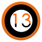 Logo of Odd 13 I-P-Alien