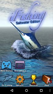 i Fishing Saltwater - screenshot thumbnail