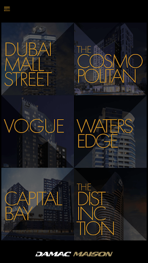 DAMAC Hotels Resorts