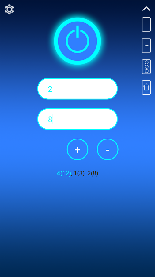 Ultra Super Flashlight - screenshot