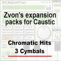 Chromatic Hits 3 - Cymbals icon