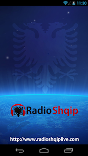 Radio Shqip - Albanian Radio- screenshot thumbnail