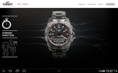 Tissot Touch- screenshot thumbnail