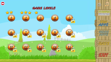 Screenshot of Draw the Rope Doodle Ballies ∇