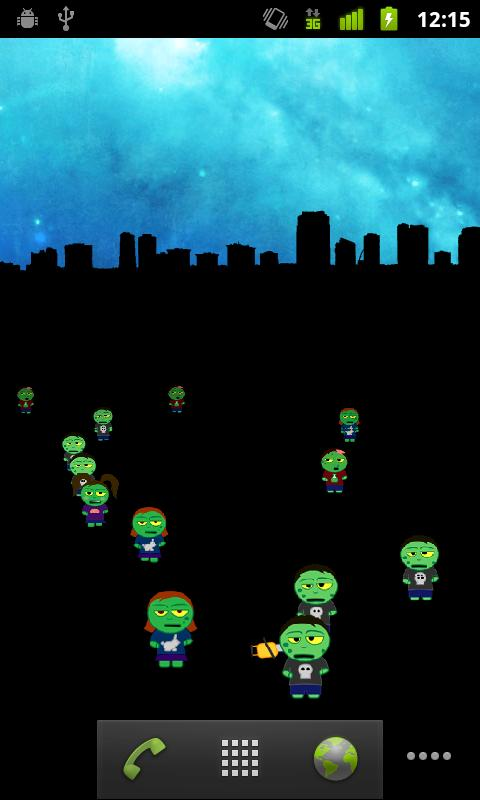 a zombie live wallpaper android apps on google play