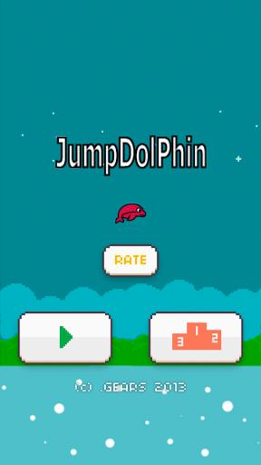 【免費街機App】海豚跳-APP點子