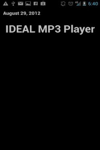 IDEAL MP3 & Audio eBook Player - screenshot thumbnail