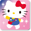 HELLO KITTY Theme57 icon