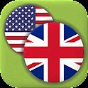 Verbos irregulares ingleses icon