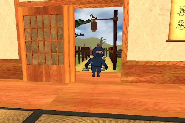 Little Ninja Fight Free - screenshot