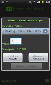 Portrait-Archiv.com Viewer screenshot 3