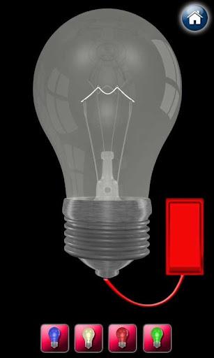 3D手機燈泡