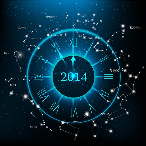 娛樂必備App|Horoscope 2014 LOGO-綠色工廠好玩App