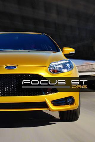 Focus ST Forum - screenshot