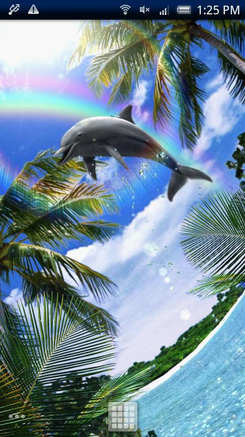 Dolphin Chimes Free - screenshot