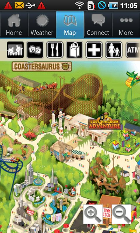 Official LEGOLAND® Florida app - screenshot