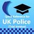 Reference for UK Police (FREE)