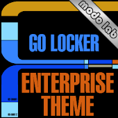 Enterprise 2 GO Locker theme