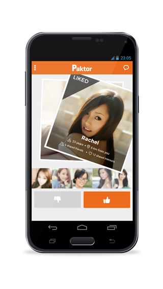 Paktor - screenshot