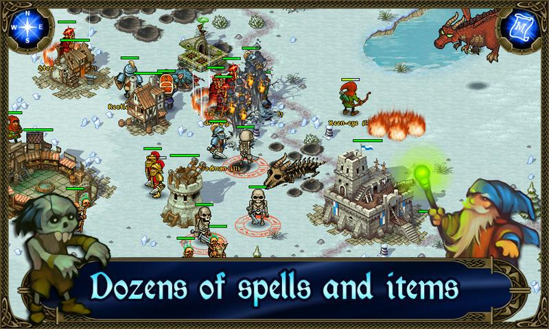 Majesty: Northern Expansion screenshot #2