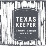 Logo for Texas Keeper Cider