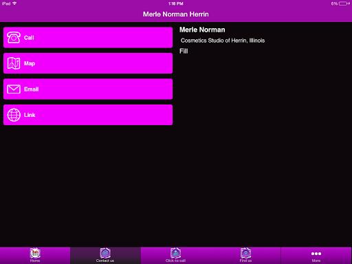 玩商業App|Merle Norman of Herrin免費|APP試玩