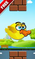 Screenshot of Flappy Duck