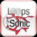 Sonic Loops lite logo