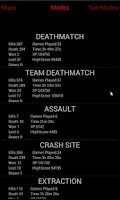 Screenshot of Stats for Crysis 3