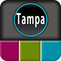 Tampa Offline Map Travel Guide icon