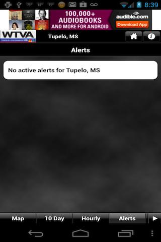 WTVA Weather - screenshot