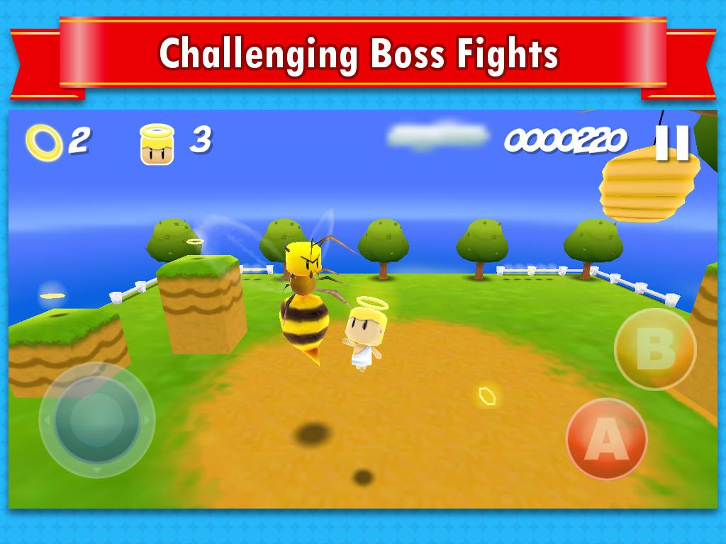 Angel in Danger Free - screenshot