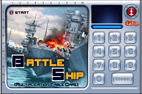 Battleship - Math Game Free