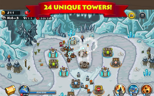 Horde Defense 1.6.0 screenshots 8