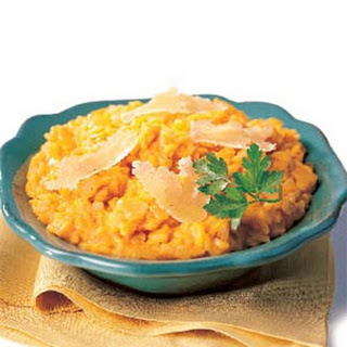 15-Minute Pumpkin Risotto