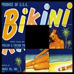 Vintage Label Sliding Puzzle