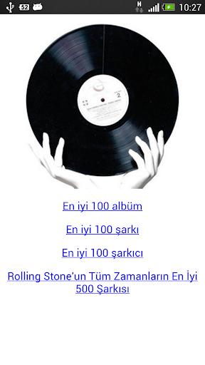 En İyi 100 Müzik