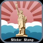 New York Stickers Photo