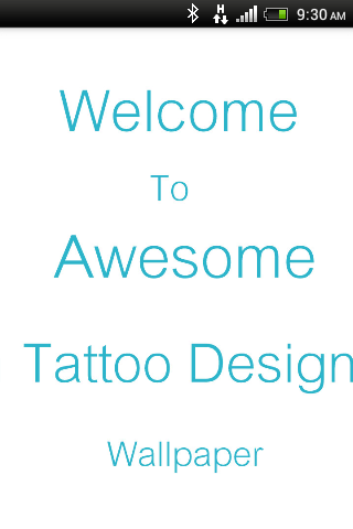 Tatoo Design Free HD