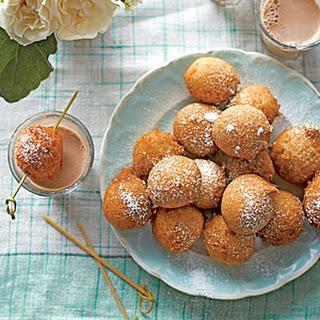 Cinnamon-Sugar Doughnut Bites