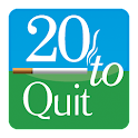 20 to Quit Best smoking app icon