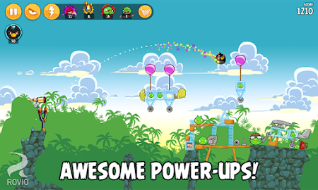 Angry Birds Screenshot 20